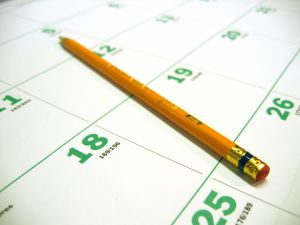 Schedule Your Blog Posts by Developing an Editorial Calendar – Day 12 of Build a Better Blog