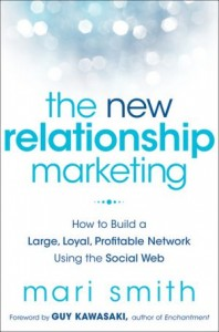 the new relationship marketing must read book for bloggers