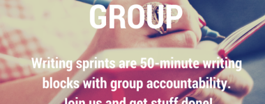 Writing Sprint Groups – Why You Need One and How They Work
