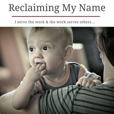 Reclaiming My Name