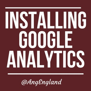 How to Get Google Analytics on Your WordPress Blog Without Knowing Coding Skills
